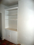 Fitted Alcove Carpentry